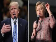 Thế giới - Phe Dân chủ lo lắng khi Trump bám đuổi sít sao Clinton