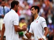 Thể thao - Chi tiết Djokovic - Cilic: Đôi chân nặng nề (KT)