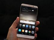 Dế sắp ra lò - Trên tay Huawei Mate 9 dùng camera kép, thiết kế đẹp