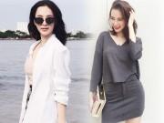 Thời trang - Mặc đồ bình dân, Angela Phương Trinh vẫn sexy khó cưỡng
