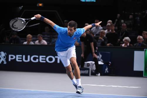 Djokovic – Cilic: Sốc mà không sốc (TK Paris Masters) - 1
