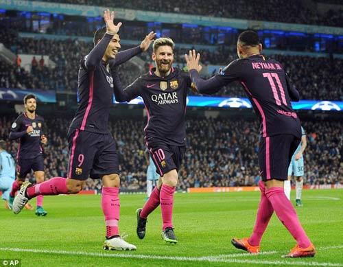 Cầu thủ xuất sắc nhất FIFA: Cuộc chơi của Liga - NHA - 1