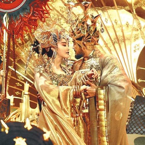 """4 vị vua """"chọn mỹ nhân, bỏ giang sơn"""" trên màn ảnh Hoa - 2"""