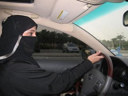 Quốc gia duy nhất hành tinh cấm phụ nữ lái xe - 1