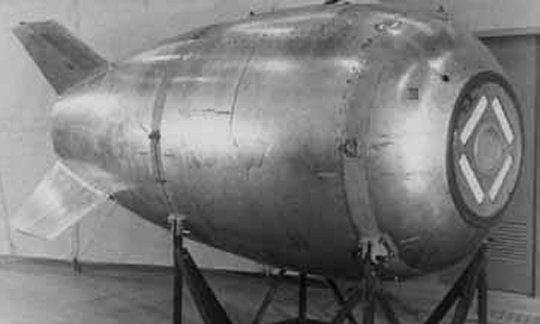 Tìm thấy đầu đạn hạt nhân cực nguy hiểm thời Chiến tranh lạnh? - 1