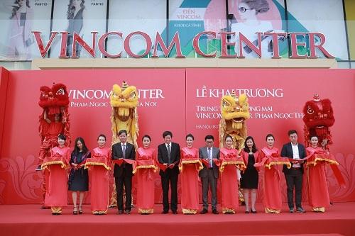 Khai trương Vincom Center Phạm Ngọc Thạch - Hà Nội - 6