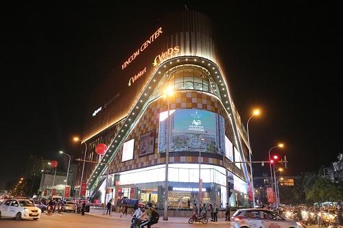 Khai trương Vincom Center Phạm Ngọc Thạch - Hà Nội - 1