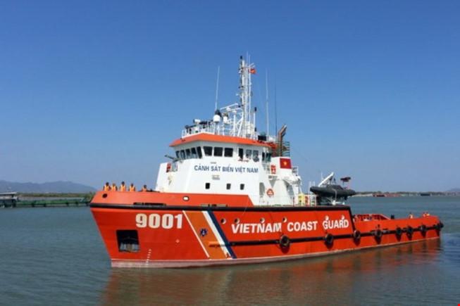Chìm tàu ở vùng biển Vũng Tàu, 10 ngư dân đang kêu cứu - 1
