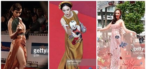 Bí mật 3 lần tỏa sáng của Angela Phương Trinh trên thảm đỏ - 1