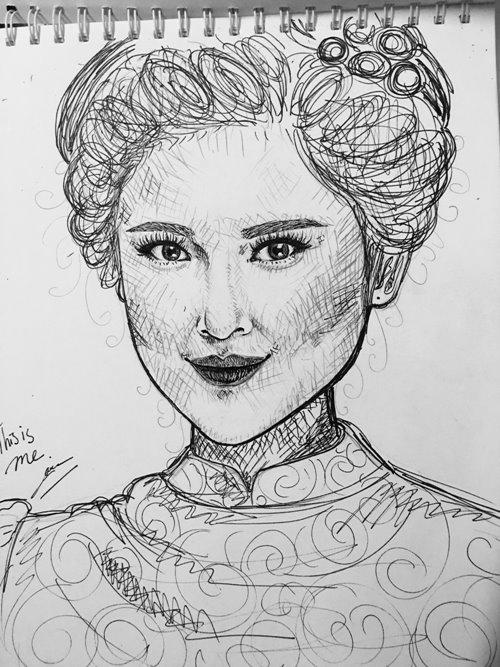 Á hậu Thùy Dung trổ tài hát tiếng Anh trên VTV - 5