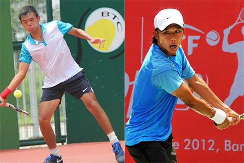 Vang dội: Hoàng Nam vô địch tennis đôi nam F9 Việt Nam - 1
