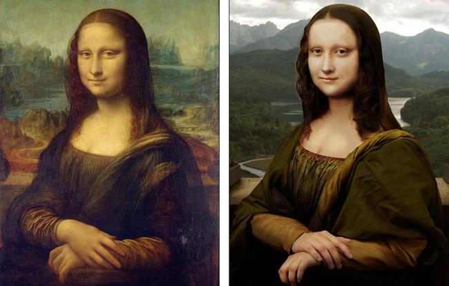 Giải đáp thắc mắc kinh điển về nụ cười nàng Mona Lisa - 4