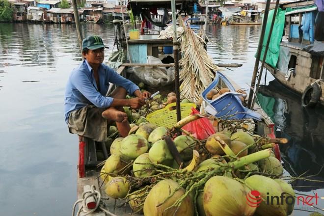 Có một chợ nổi miền Tây giữa Sài Gòn - 3