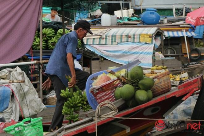 Có một chợ nổi miền Tây giữa Sài Gòn - 4