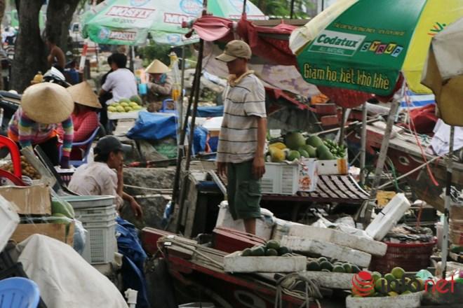 Có một chợ nổi miền Tây giữa Sài Gòn - 5