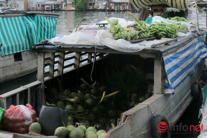 Có một chợ nổi miền Tây giữa Sài Gòn - 6
