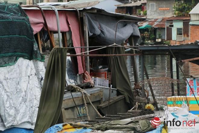 Có một chợ nổi miền Tây giữa Sài Gòn - 7