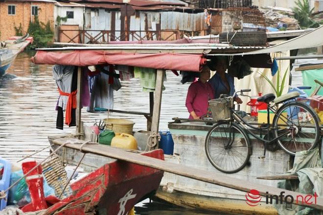 Có một chợ nổi miền Tây giữa Sài Gòn - 8