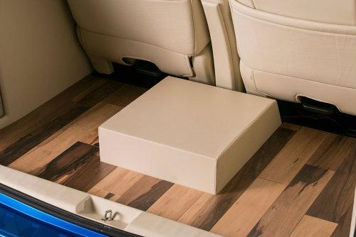 Toyota Sienna minivan độ bánh vàng sang như chuyên cơ - 4