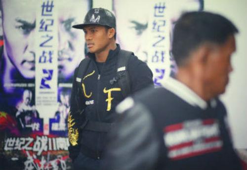 Chi tiết Buakaw - Yi Long: Bại binh trả nợ (KT) - 5