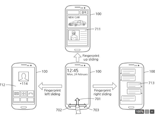 Samsung Galaxy S8 sẽ có nút vân tay mới - 1