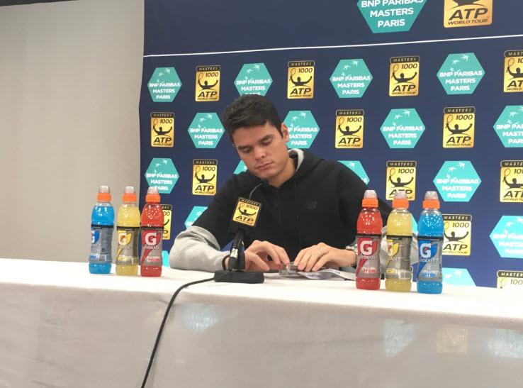 Raonic bỏ cuộc, Murray chiếm số 1 thế giới - 2