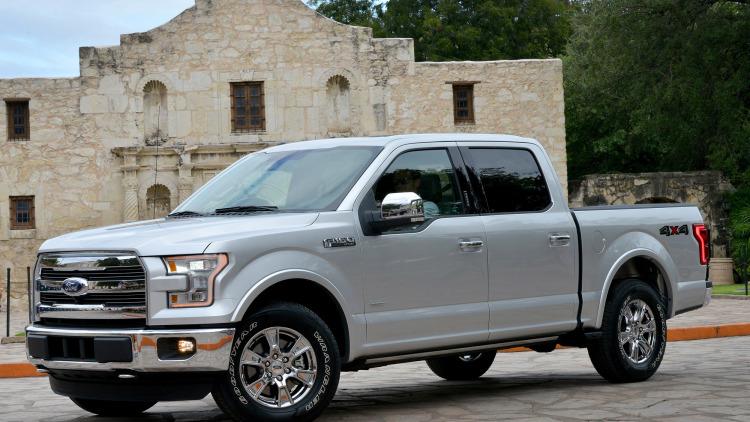 Top 10 xe bán chạy nhất tại Mỹ - 1