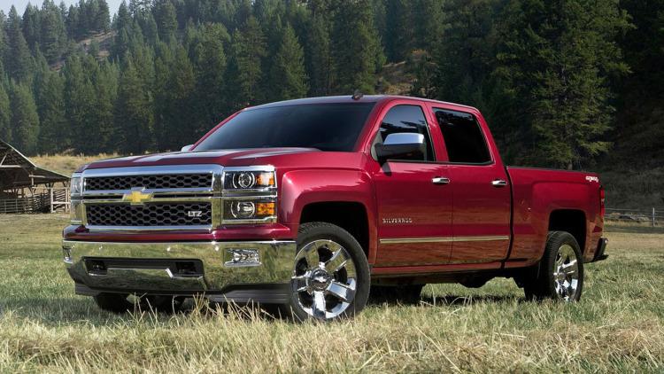 Top 10 xe bán chạy nhất tại Mỹ - 3