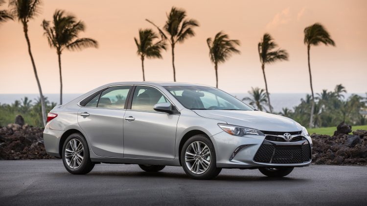 Top 10 xe bán chạy nhất tại Mỹ - 6