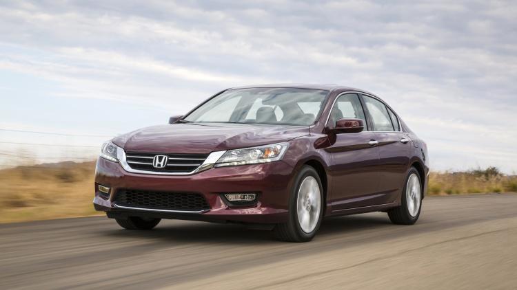 Top 10 xe bán chạy nhất tại Mỹ - 9