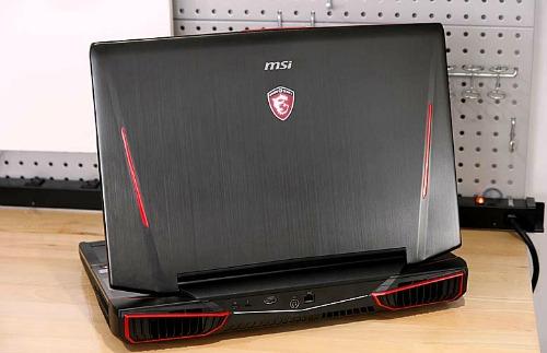 Đánh giá laptop chơi game: MSI GT83VR Titan SLI - 5