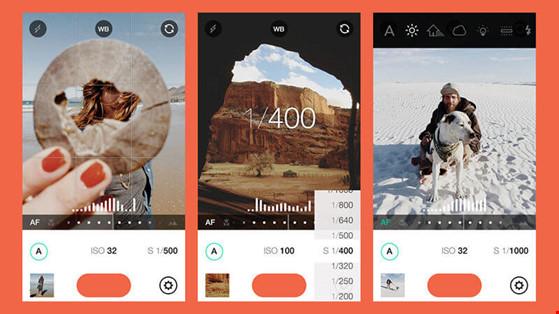 """5 ứng dụng camera """"cực đỉnh"""" cho smartphone - 1"""