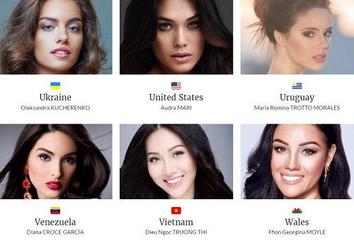 """Mỹ nữ tuyệt sắc giúp Venezuela """"phục thù"""" tại Miss World - 2"""