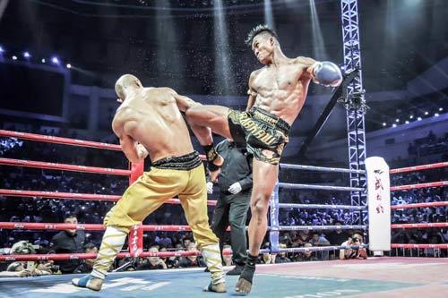 Buakaw – Yilong: Thiếu Lâm phục hận Muay Thái - 1