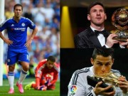 Bóng đá - Chelsea: HLV Conte lấy Messi & Ronaldo khích Hazard