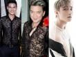 Điểm mặt mỹ nam nghiện áo xuyên thấu của showbiz Việt