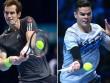 Raonic bỏ cuộc, Murray chiếm số 1 thế giới