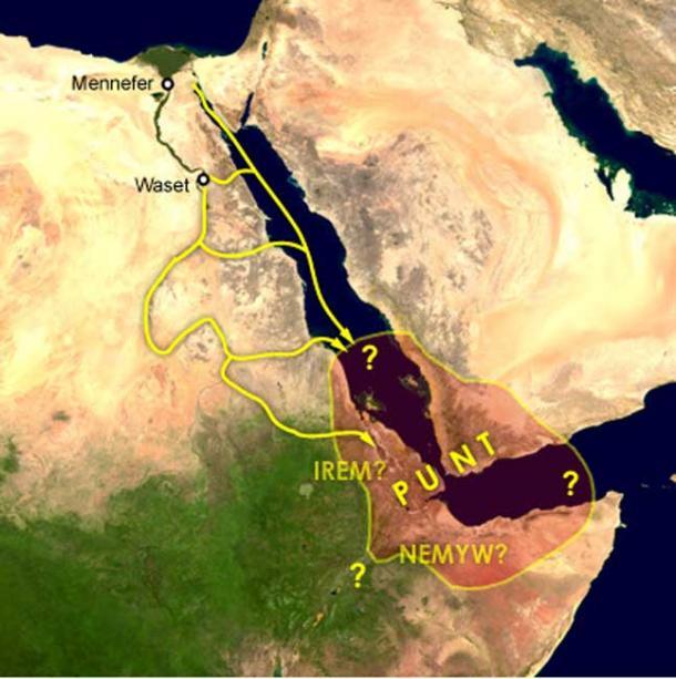 """Khám phá bất ngờ về """"vùng đất thánh"""" cội nguồn của Ai Cập - 5"""