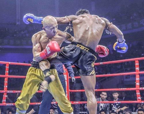 Làng võ Việt Nam tranh cãi đại chiến Thiếu Lâm – Muay Thái - 1