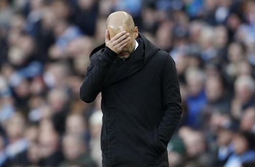 Man City mất điểm phút chót, Pep lập kỷ lục buồn - 2