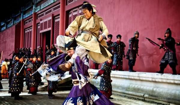 Tròn mắt với màn kungfu tuyệt đỉnh của chàng thợ giày - 3