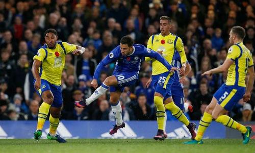 Góc chiến thuật Chelsea-Everton: Sự hoa mỹ của Conte - 1