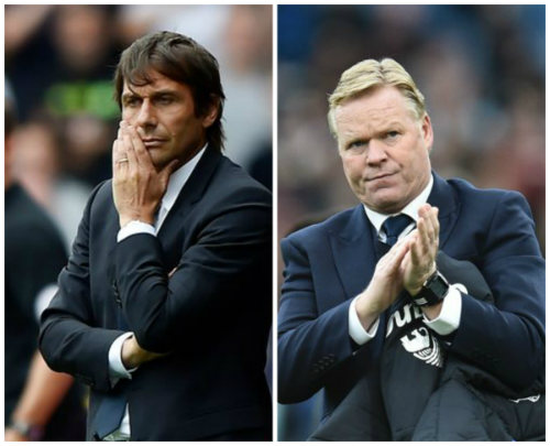 Góc chiến thuật Chelsea-Everton: Sự hoa mỹ của Conte - 2