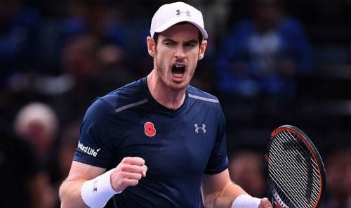 Murray lên ngôi số 1 thế giới: Đã hay còn gặp may - 1