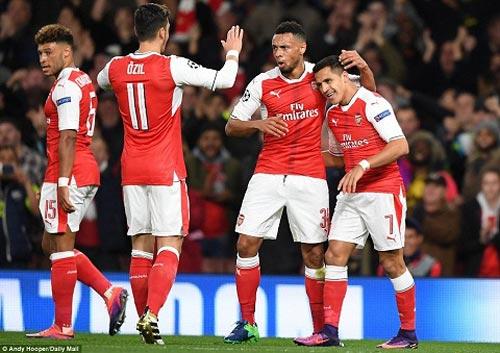 Arsenal - Tottenham: Derby không khoan nhượng - 1