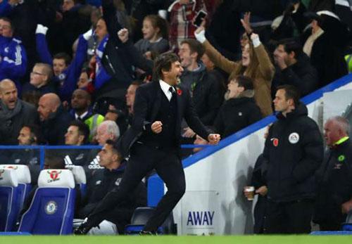Chelsea tuyệt đỉnh thăng hoa, Conte chưa mơ vô địch NHA - 1