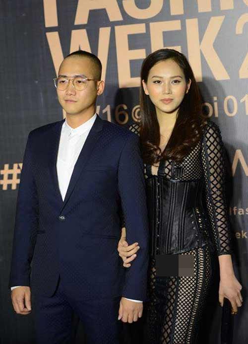 Váy áo khiến mỹ nữ Việt bị hiểu nhầm hở hang - 1