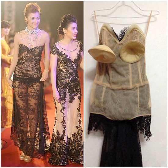 Váy áo khiến mỹ nữ Việt bị hiểu nhầm hở hang - 11