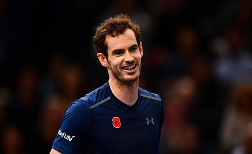"""Chung kết Paris Masters: Murray sẽ """"song hỉ lâm môn""""? - 1"""