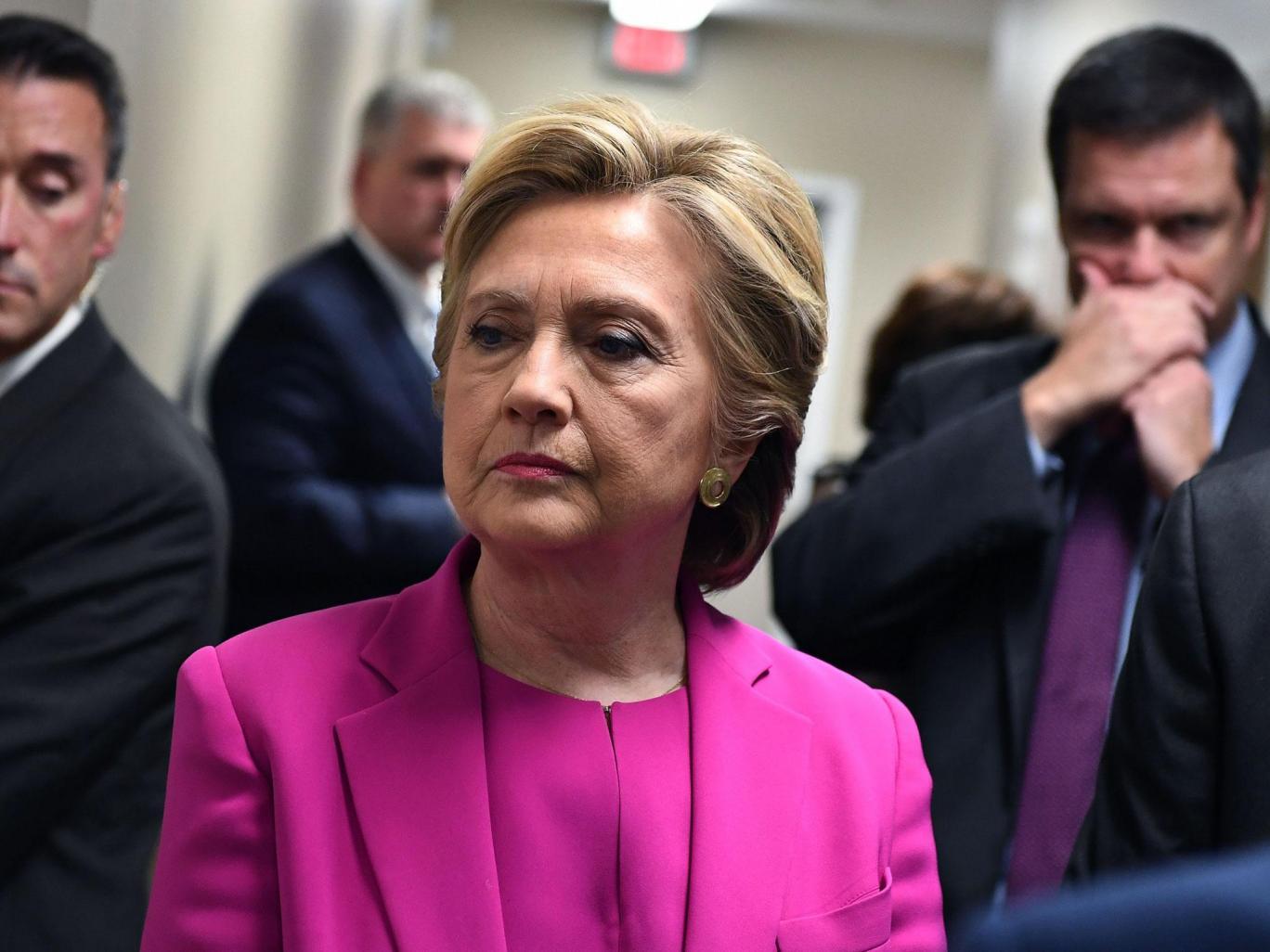 """Đối thủ thực sự """"ngăn"""" bà Clinton làm Tổng thống Mỹ - 1"""